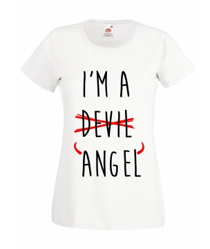 Devil angel