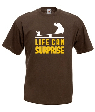 Life can surprise