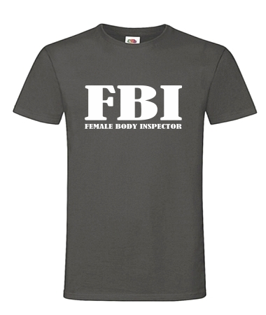 FBI - female body inspector