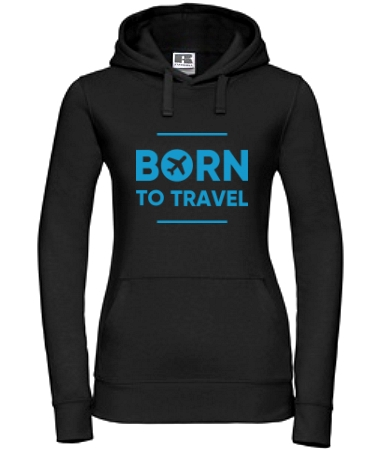 Born to travel
